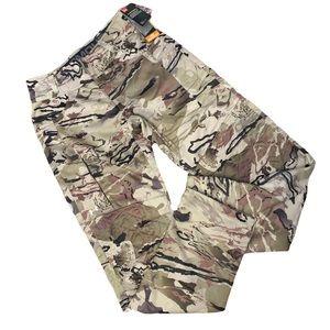 🆕Under Armour | Camo Mid Season Kit Pants